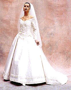 The Wedding Dress at Saks Fifth Avenue